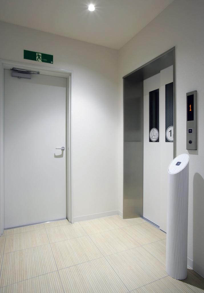 09 エレベーターホール